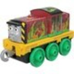 THOMAS & FRIENDS TRACKMASTER PUSH ALONG SMALL ENGINE SEAWEED