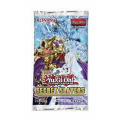Yu-Gi-Oh! Secret Slayers Booster