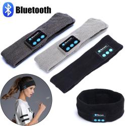 Bluetooth Pannband, Svart