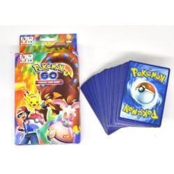 Pokemon spelkort, 100 st