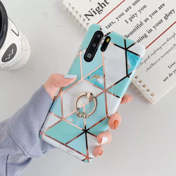 Iphone X/XS Mobilskal med ringhållare, 2fab.