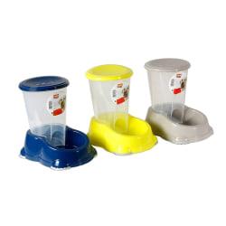 Automatiskt matarpaket 1,5 liter Finns i tre olika färger