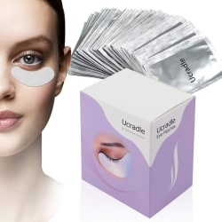 Eye Gel Pads for Eyelash Extensions, Non-Slip and Lint Free
