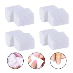 Nail Polish Remover Cotton 900 Pieces White