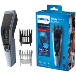 Philips Hair Clipper/Beard Rechargeable with Jam Free Destructio