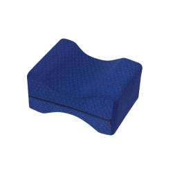 Ortopedisk knäkudde Mörkblå