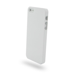 Apple Iphone 4 4S Skal Skydd Matte Case Vit Vit