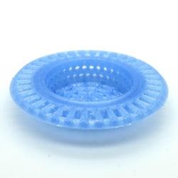 Sinkstopp propp PETG plast blå Blå