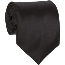 Modern smal slips enfärgad - olika färger Silver