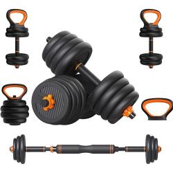 Multifunktionellt träningskit 15kg