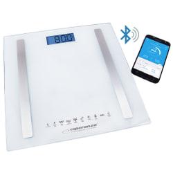 Våg för hemmet - EBS016W Bluetooth 8i1 B.FIT - VIT Vit