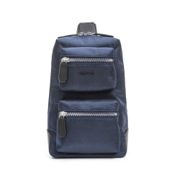 Backpack Blue Cerruti 1881 Man Unique