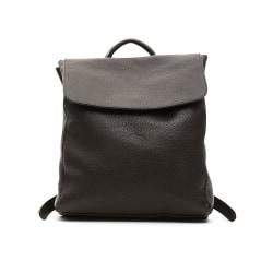 Backpack Brown Alpha Studio Woman Unique