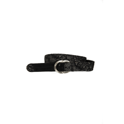 Belt Black Byblos Woman Unique