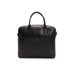 Briefcase Black Billionaire Man Unique