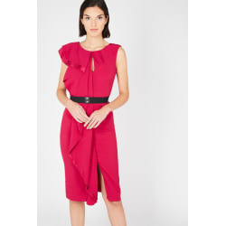 Dress Fuchsia Twinset Woman UK 16 - XXL