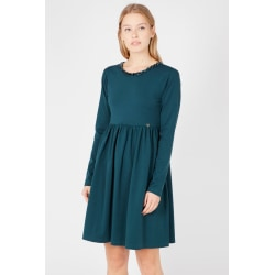 Dress Green Twinset Woman UK 16 - XXL