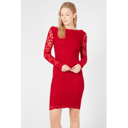 Dress Red Twinset Woman 50