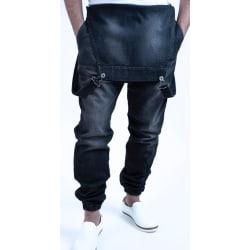 Harem jeans Black Edonii Man