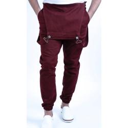 Harem jeans Burgundy Edonii Man