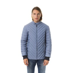 Jacket Blue Byblos Man 50