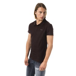 Polo Brown Byblos Man L