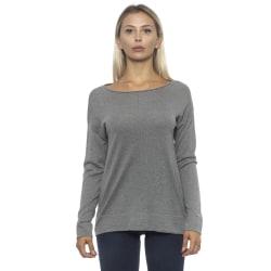 Pullover grey Alpha Studio Woman 38
