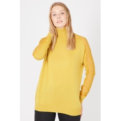 Pullover yellow Twinset Woman S