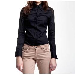 Shirt Black Ungaro Woman
