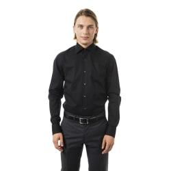 Shirt Black Uominitaliani Man