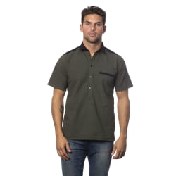 Shirt Military green Verri Man 40