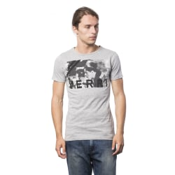 Short sleeve t-shirt grey Verri Man M
