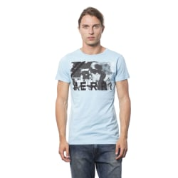 Short sleeve t-shirt Light Blue Verri Man S