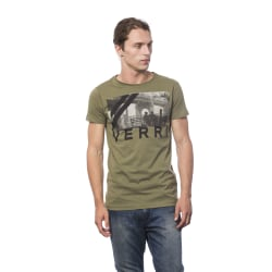 Short sleeve t-shirt Military green Verri Man XL