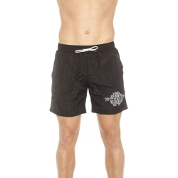 Swim short Black Roberto Cavalli Man XL