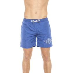 Swim short Blue Roberto Cavalli Man XL