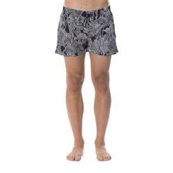 Swim short Multicolor Roberto Cavalli Man XL
