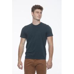 T-shirt Green Alpha Studio Man