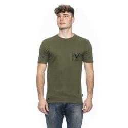 T-shirt Military green Versace 19v69 Man XXL EU