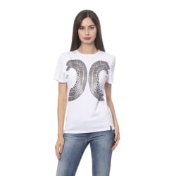 T-shirt White Roberto Cavalli Woman 3XL