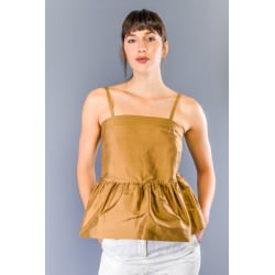 Top Brown Twinset Woman 42