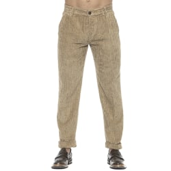 Trousers Beige Care Label Man 33