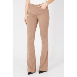 Trousers Beige Twinset Woman 32