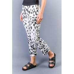 Trousers Multicolor Twinset Woman UK 8 - S