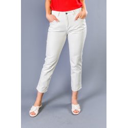 Trousers White Twinset Woman 29