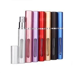 Parfym Flaska Mini Spray 5ml (Lila)