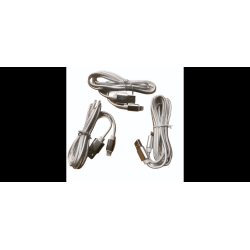 Silver Lightning 3Pack Laddare 1.5m