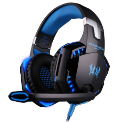 Kotion each G2000 Gaming Headset Blå