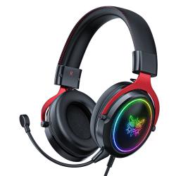 ONIKUMA X10 gamng headset Röd