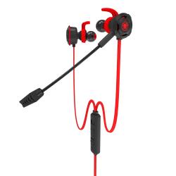 PLEXTONE G30  Gaming hörlurar  Röd